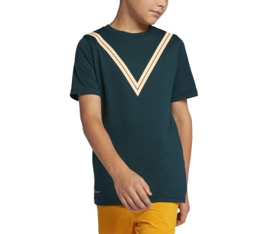 Nike Court Dry RF Junior Tennisshirt Enfants