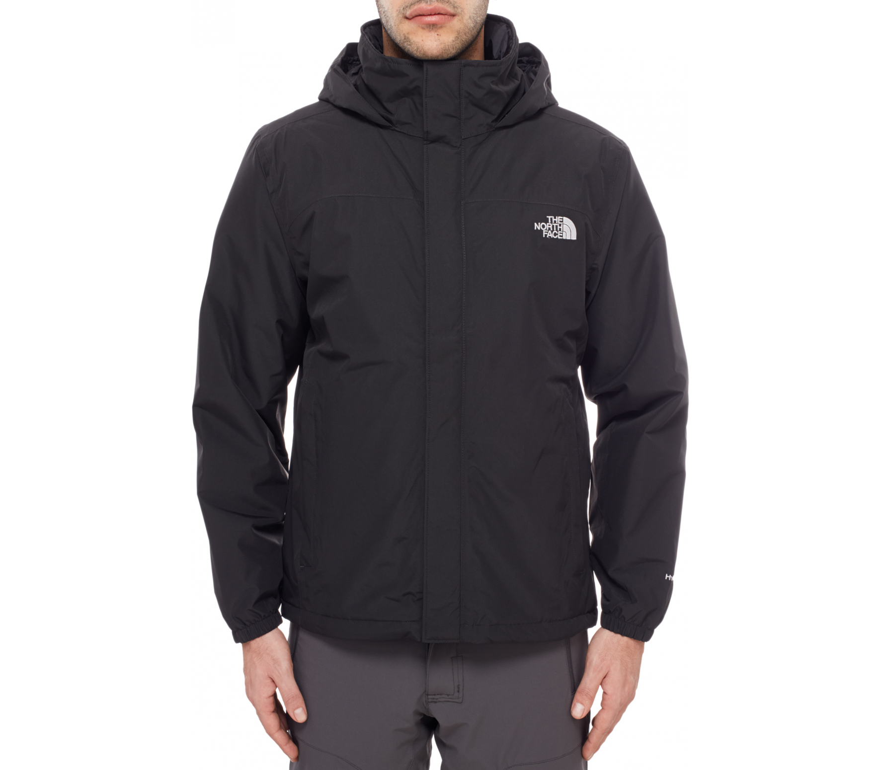 The North Face - Resolve Insulated Uomo giacca (nero) compra online ... 6504252091b1