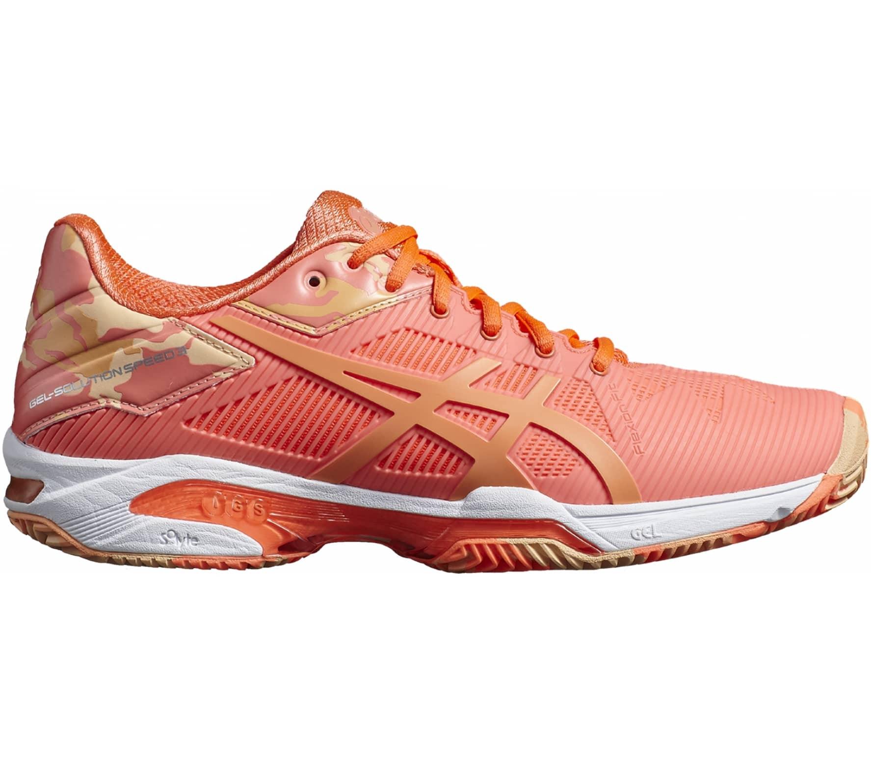 ASICS Gel-Solution Speed 3 Clay Damen
