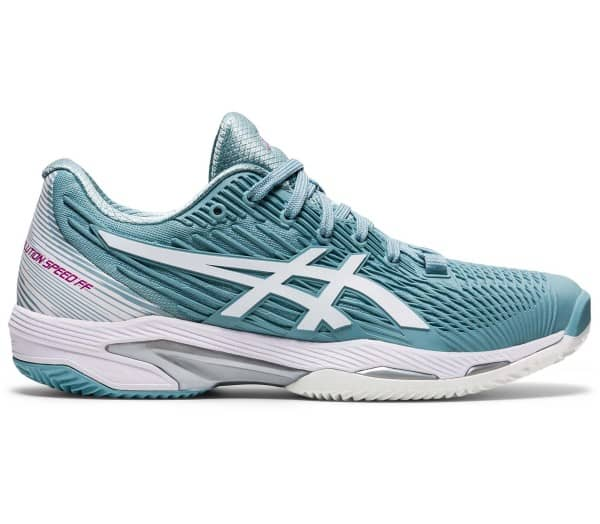 ASICS Solution Speed FF 2 Clay Women Tennis Shoes - 1