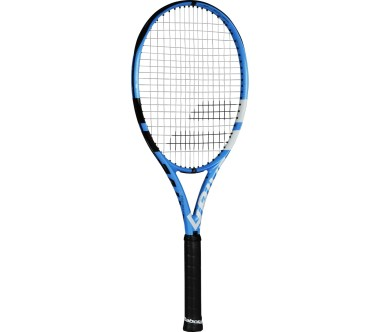 Babolat - Pure Drive 110 (unstrung) tennis racket (blue/white)