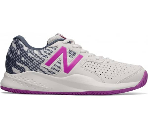 NEW BALANCE 696 V3 Allcourt Women Tennis Shoes - 1