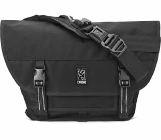 Chrome Mini Metro Shoulder Bag