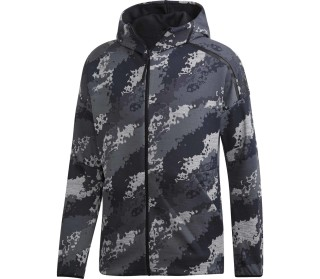 Zone Hooded AOP Herren