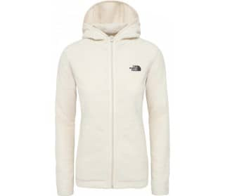 NIKSTER FULL ZIP Dam Fleecejacka