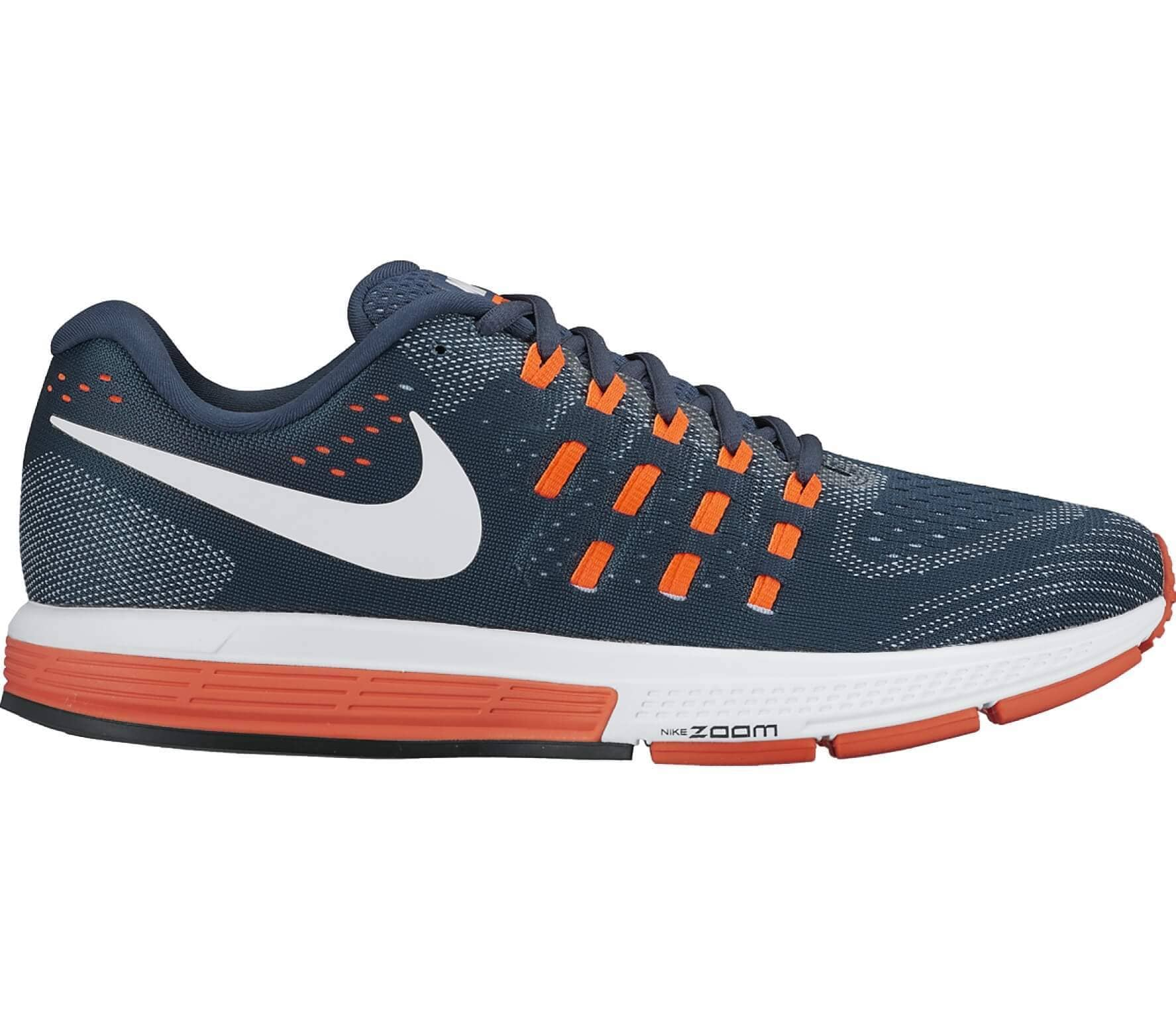 official photos ee382 a919f Nike - Air Zoom Vomero 11 Hommes chaussure de course (gris Orange)