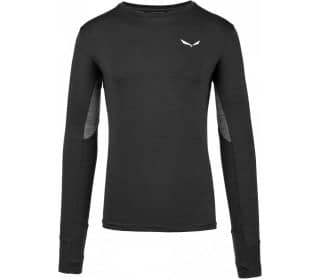 Puez Hybrid Dry Heren Long-sleeve