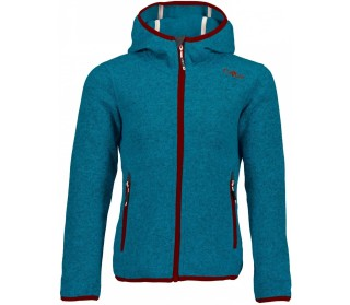 Fix Hood Children Fleece Jacket