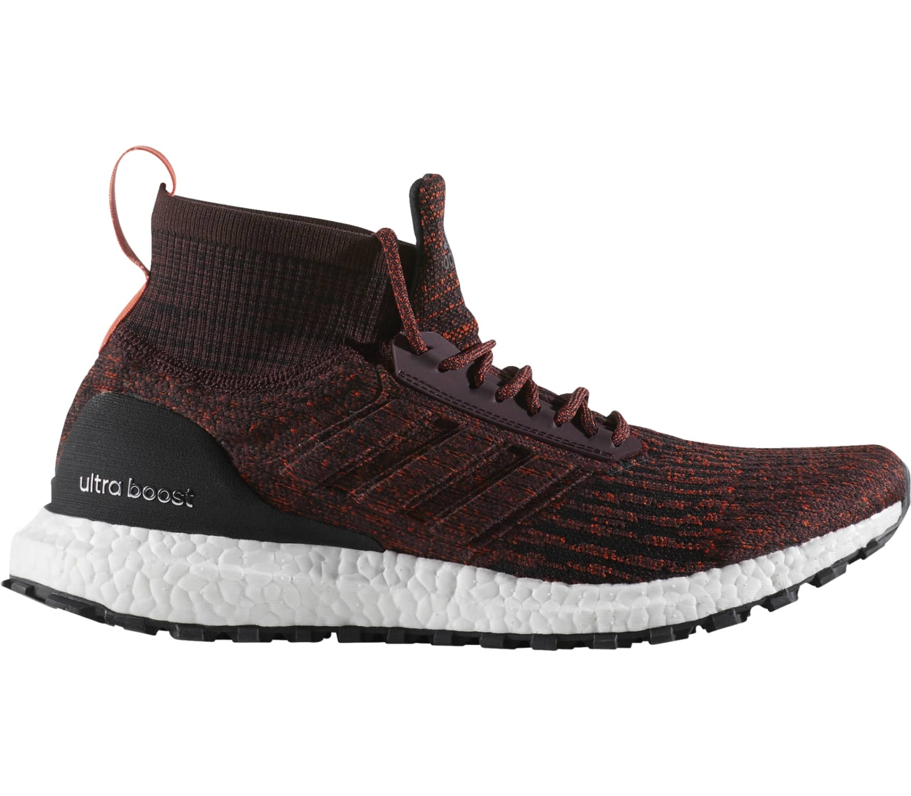 0b6e7c0f7 Adidas - Ultra Boost ATR men s running shoes (dark red black) - buy ...