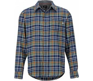 Fairfax Midweight Flannel Men Shirt