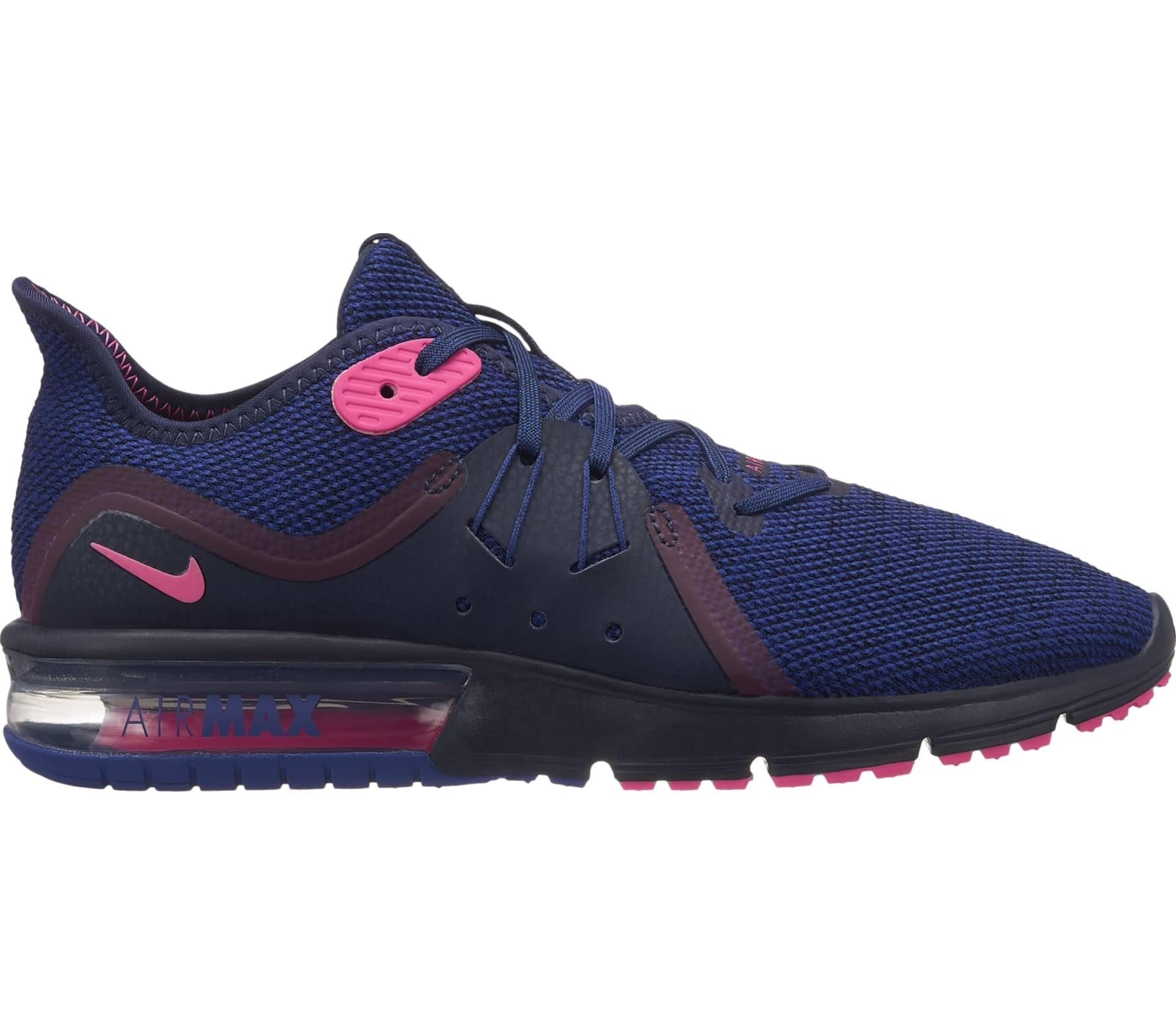 low priced a8a1d aa9cd Nike - Air Max Sequent 3 Mujer Zapatos para correr (azul)