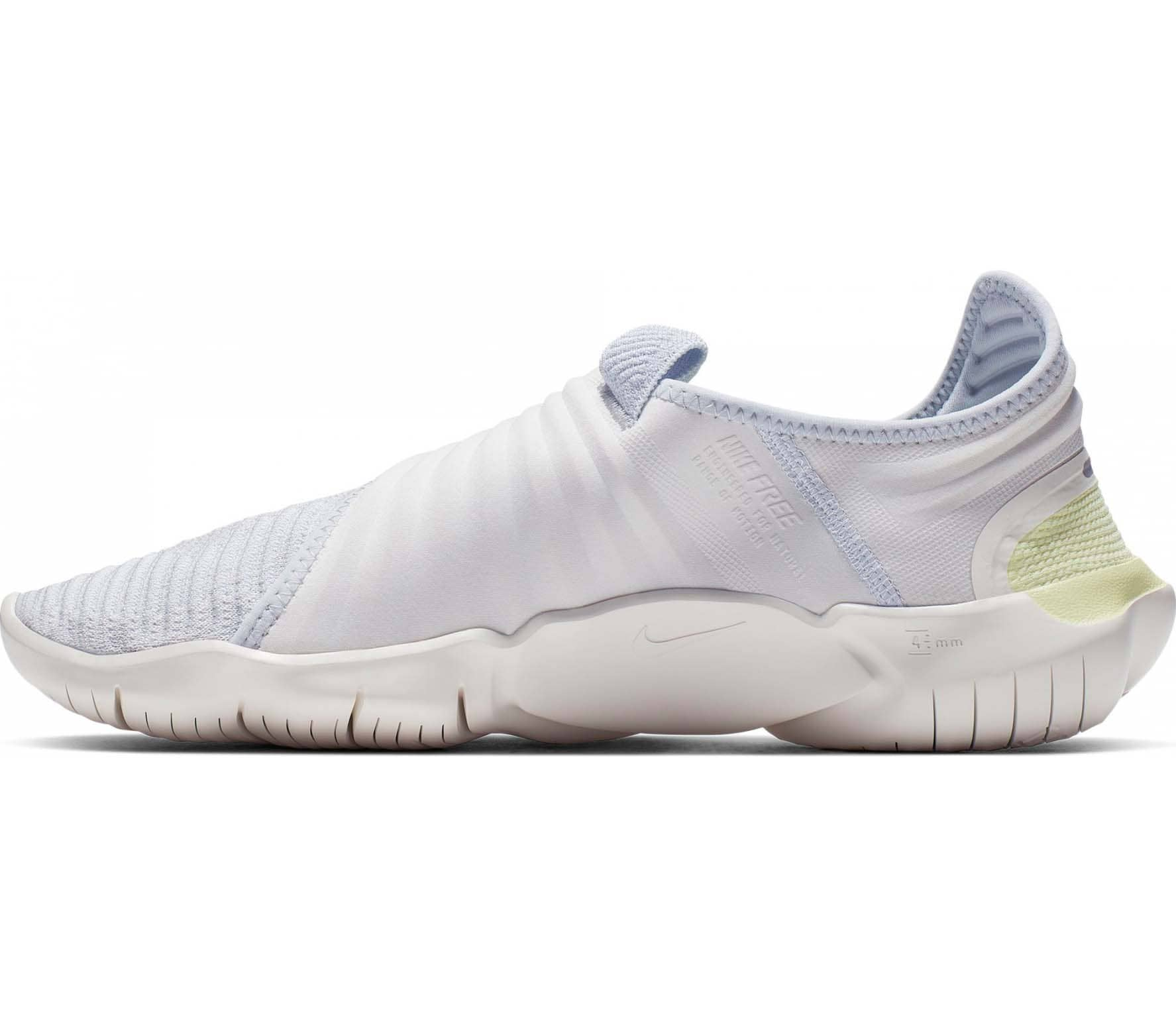 ef17fda6f6c23 Nike Free RN Flyknit 3.0 Men Running Shoes white - buy it at the ...