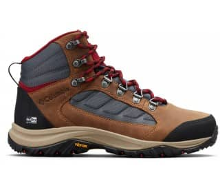 Columbia 100MW MID Outdry Wmns Mujer Botas de senderismo
