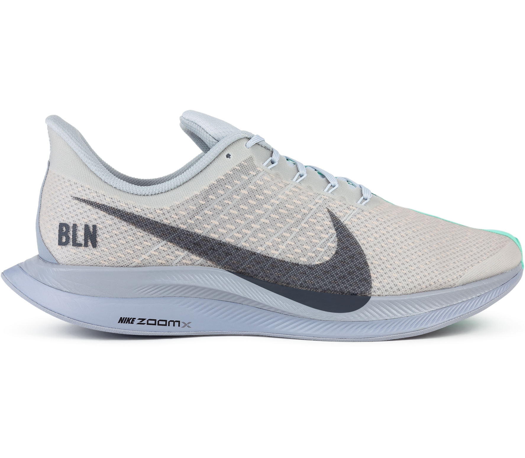 7e52bf6b3b11d Nike - Zoom Pegasus Turbo  BERLIN  men s running shoes (grey) - buy ...