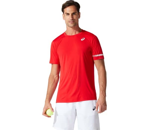ASICS Court Men Tennis Top - 1