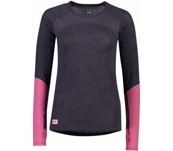 MONS ROYALE Bella Tech LS Damen Longsleeve - 1