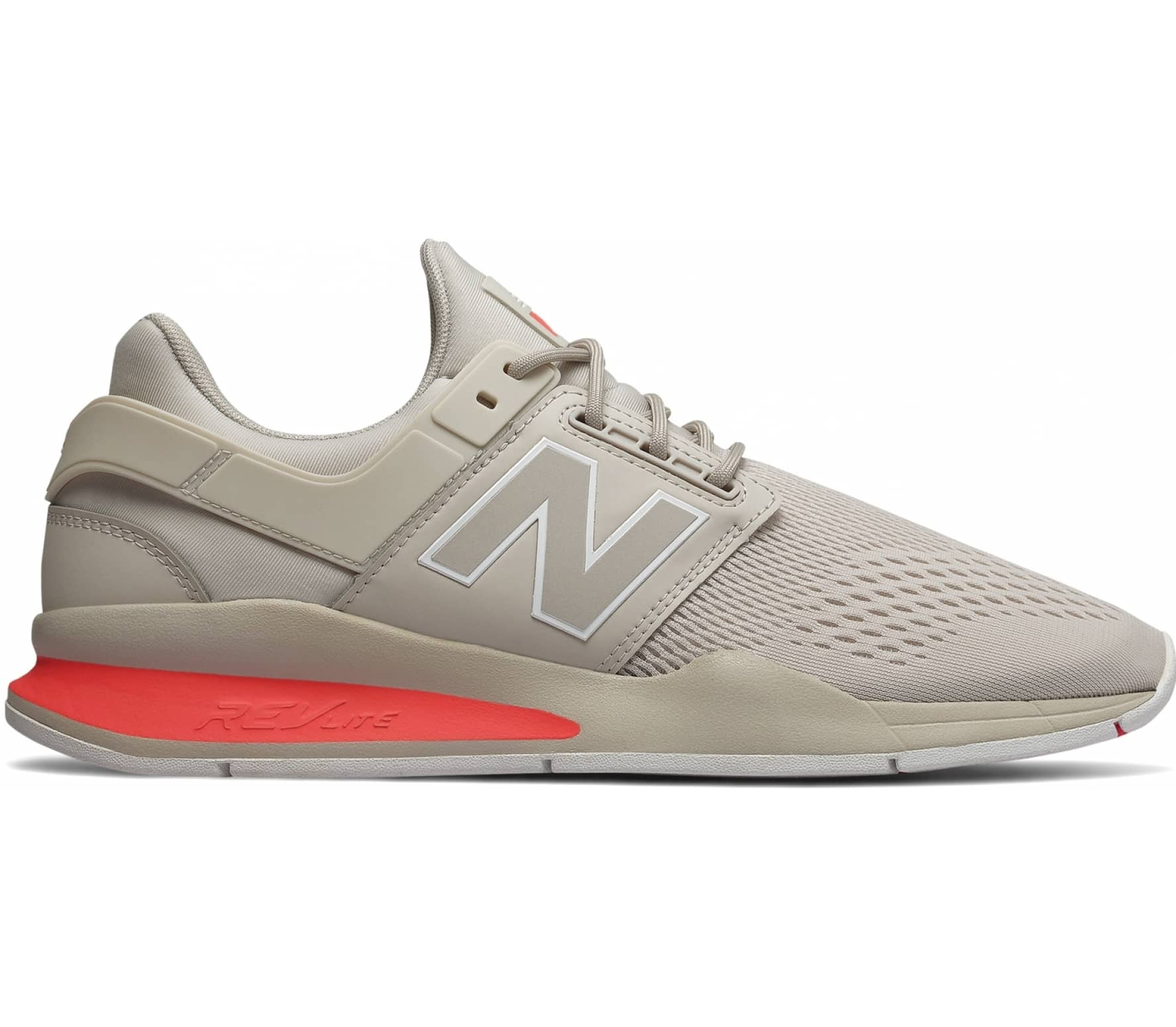 pretty nice fe18d 9b437 New Balance - MS247 men s trainers (beige)