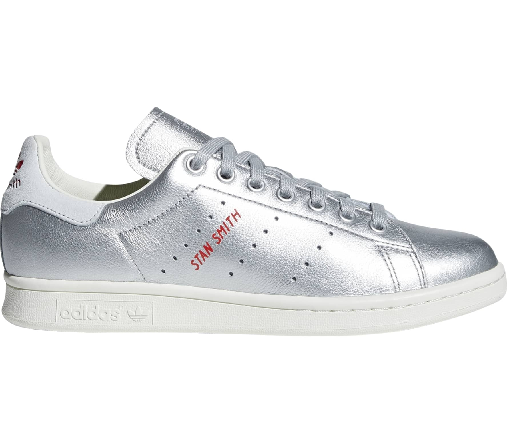 0278905c12c Adidas Originals Stan Smith dames sneakers (zilver) online kaufen ...