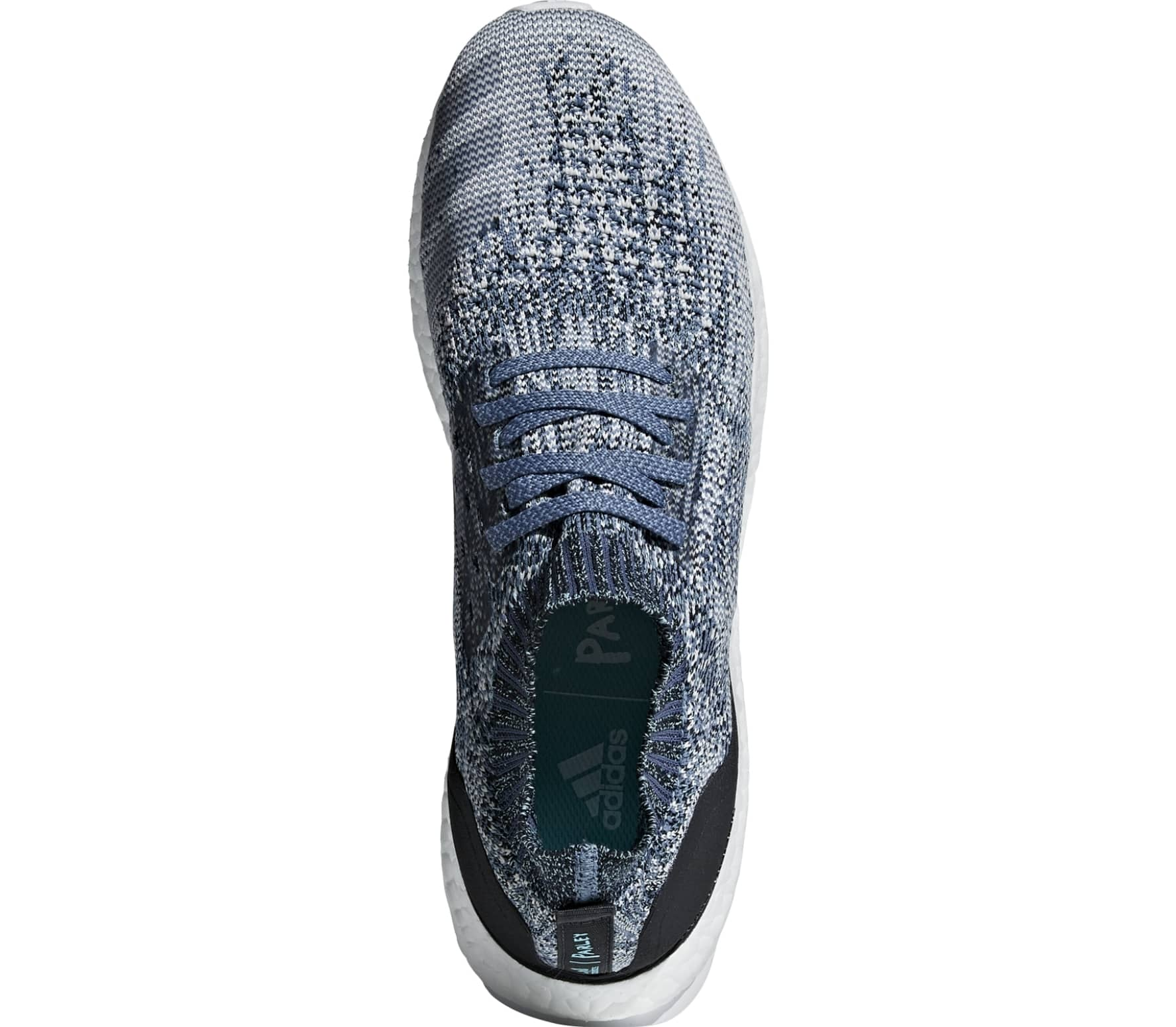 Adidas - UltraBOOST Uncaged Parley men s running shoes (grey blue ... f9ef8b65f9b1b