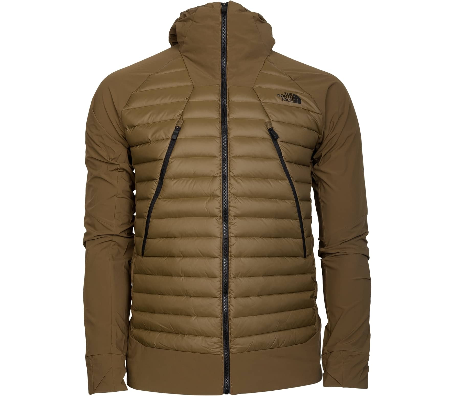 a53a63fad7fb26 The North Face - Unlimited Herren Skijacke (grün) im Online Shop von ...