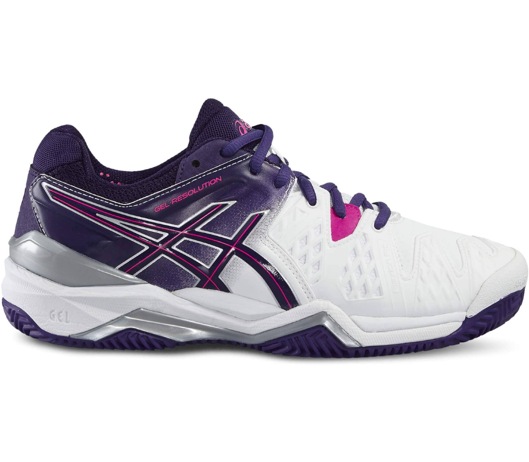asics gel resolution 6 clay donna