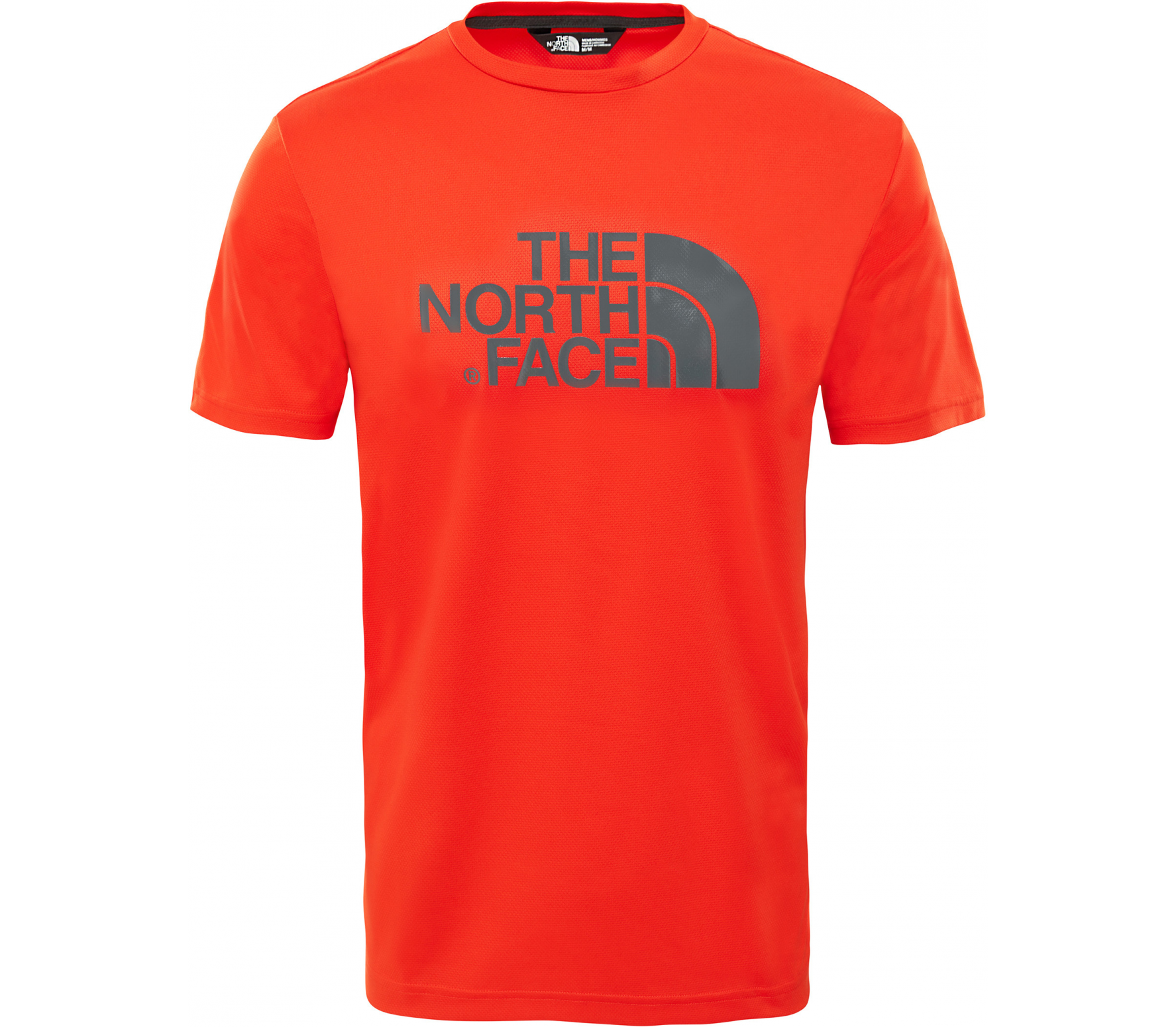 380338386ec5c4 The North Face - Tanken Herren Funktionsshirt (rot) im Online Shop ...