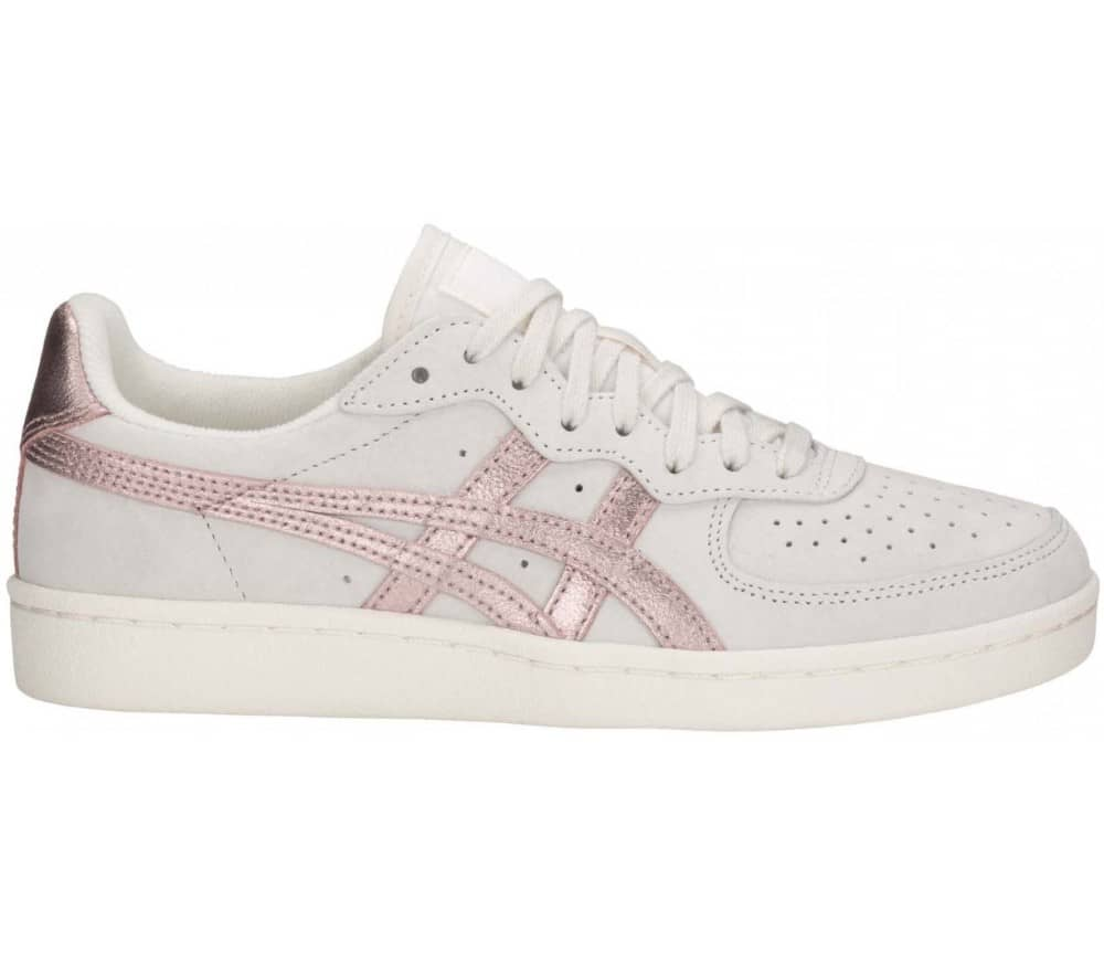 Pink Womens ASICS GSM Sneakers