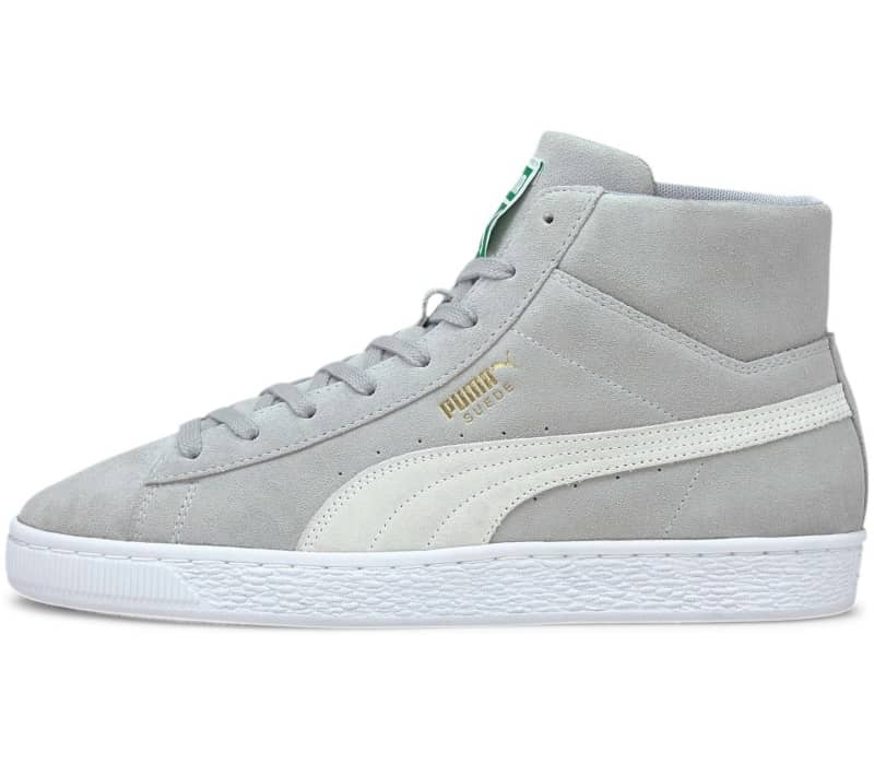 Suede Mid XXI Sneakers