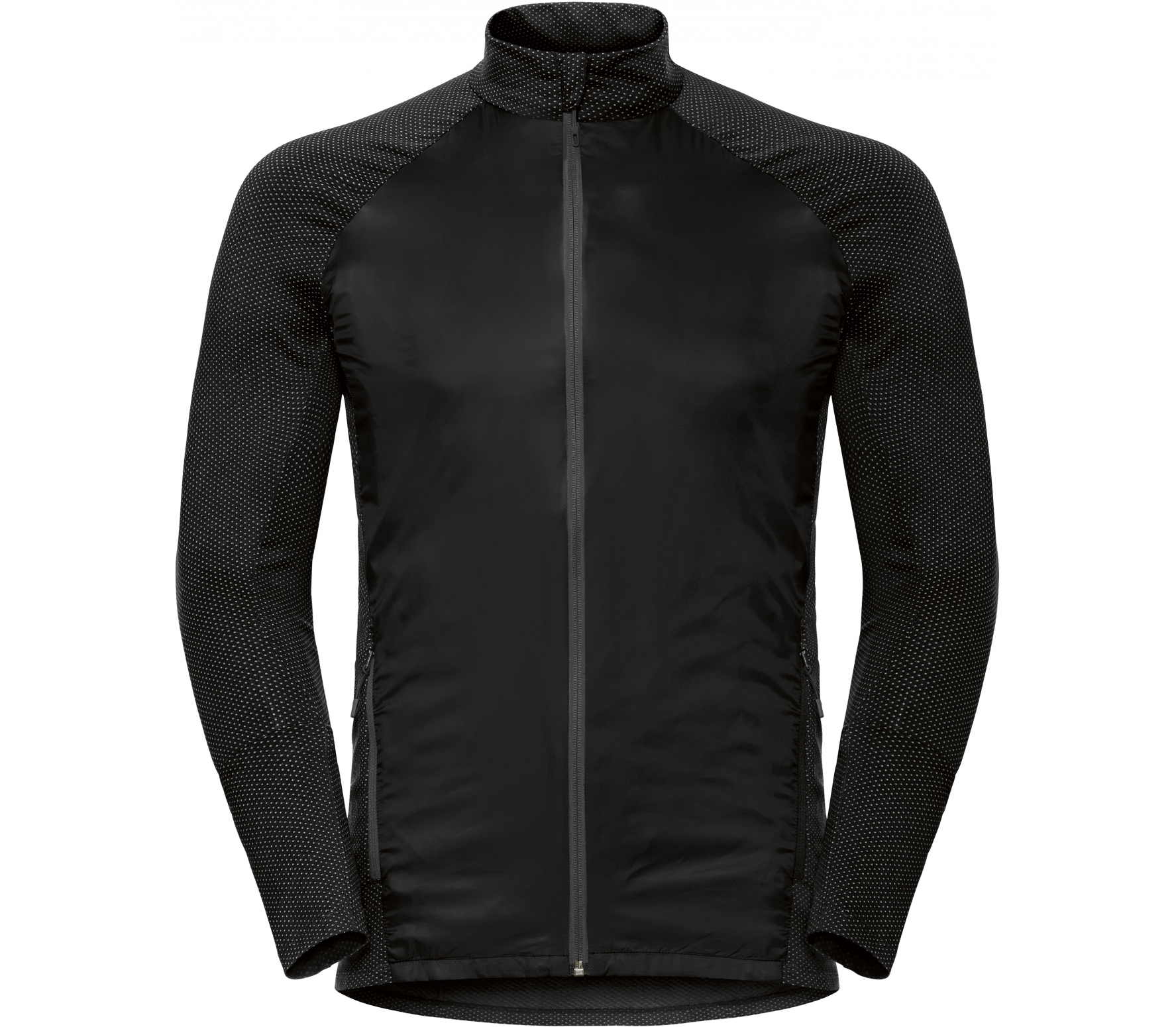 Odlo - Velocity Element Light Hommes veste (noir)
