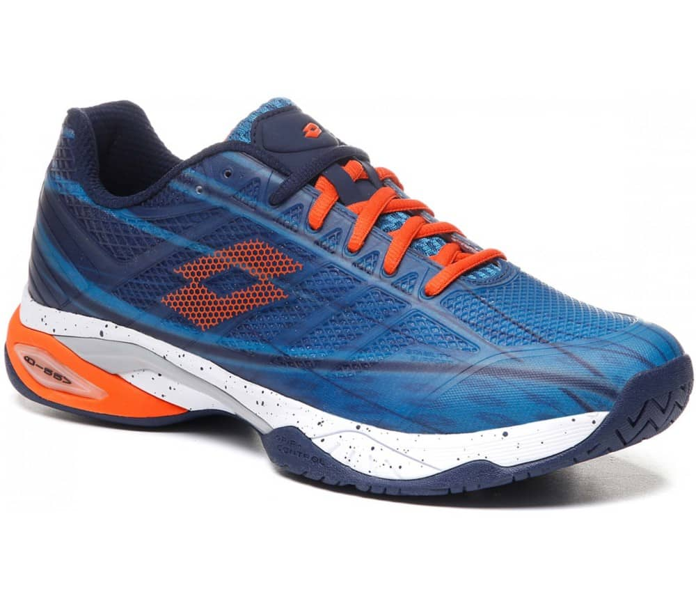 Lotto Mirage 300 Hard Court Men Tennis Shoes blue