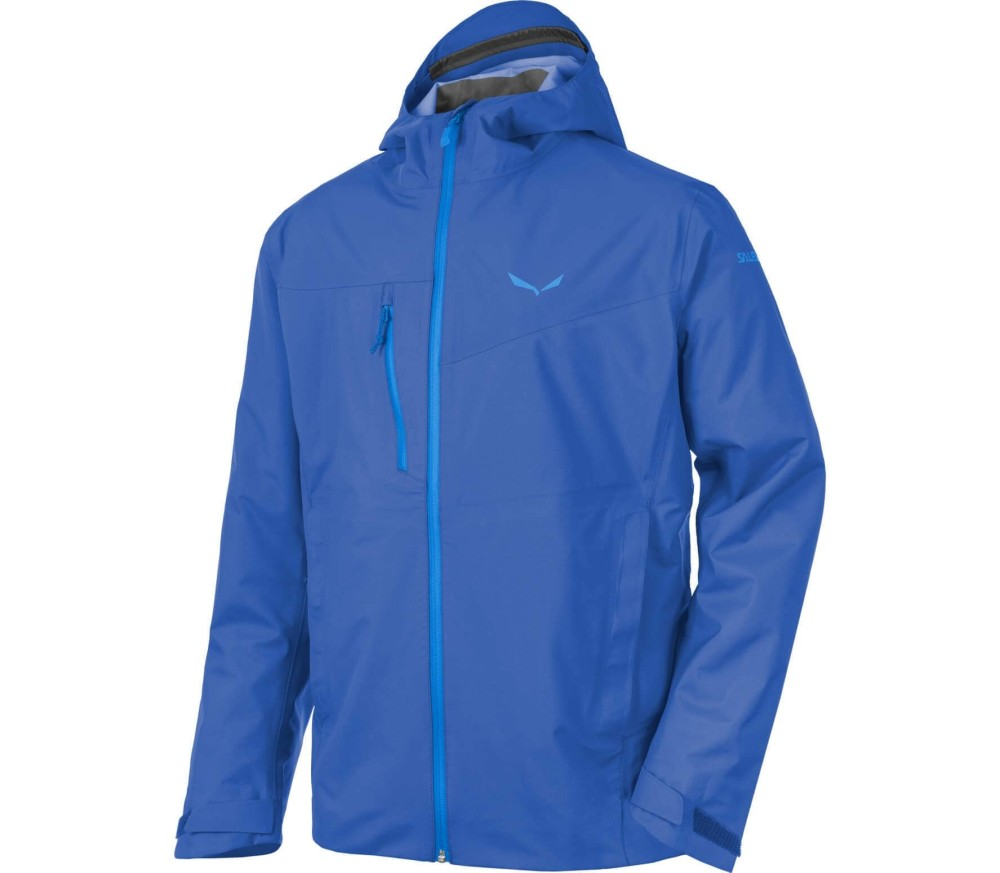 Salewa Puez PTX men's 3 layer jacket Herren