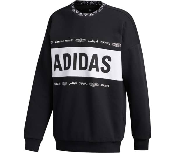 ADIDAS One Team Crew Hommes Sweat - 1