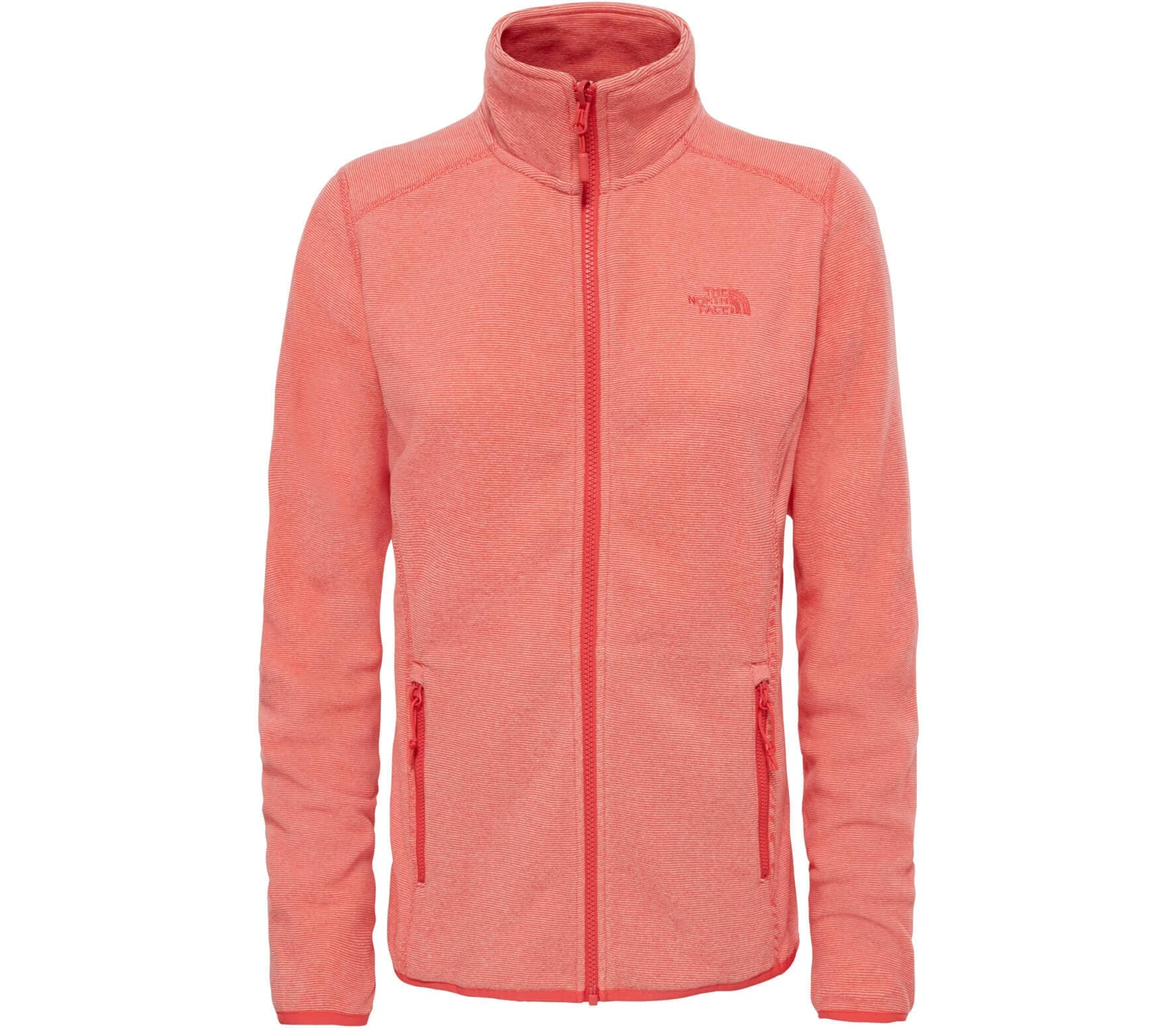 The North Face - 100 Glacier Full-Zip Donna giacca in pile (luce rossa)  compra online su Keller Sports fd0d94c37b25