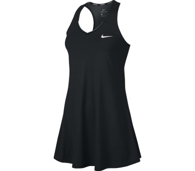 Nike - Court Pure women's tennis dress (black)