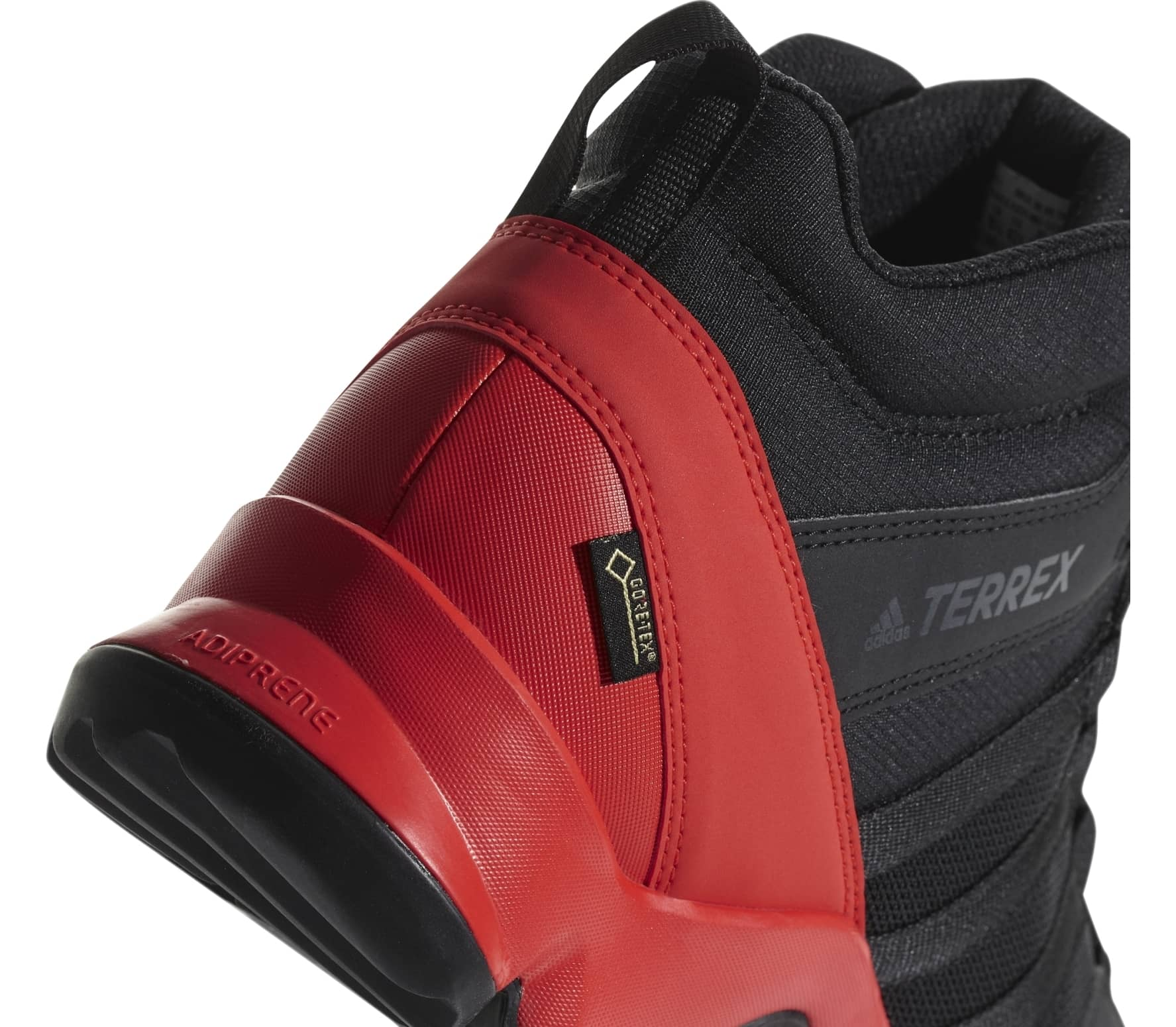 adidas Terrex AX2R Mid Gtx Men red