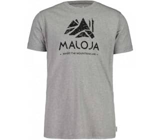 Maloja GrassitschM. Men T-Shirt
