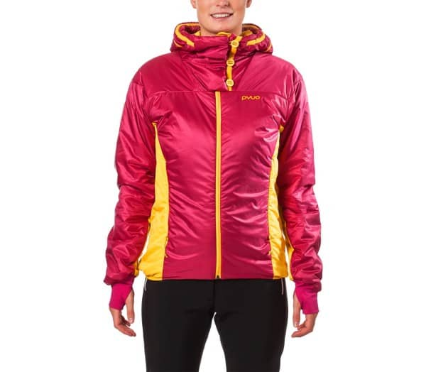 PYUA Fuse Insulated Hooded Women Jacket - 1