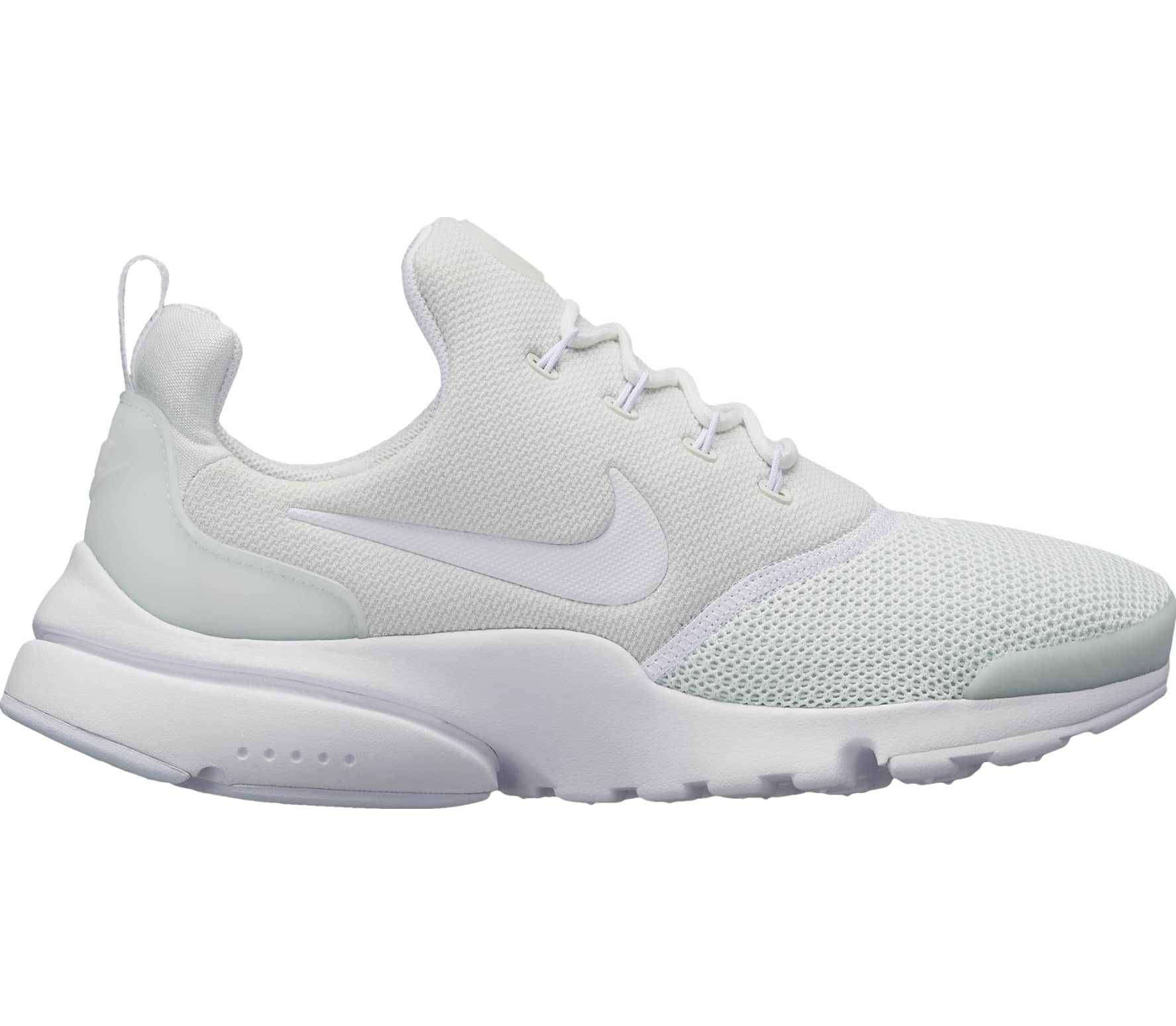 free shipping 862be 34ab5 Nike Presto Fly Women white