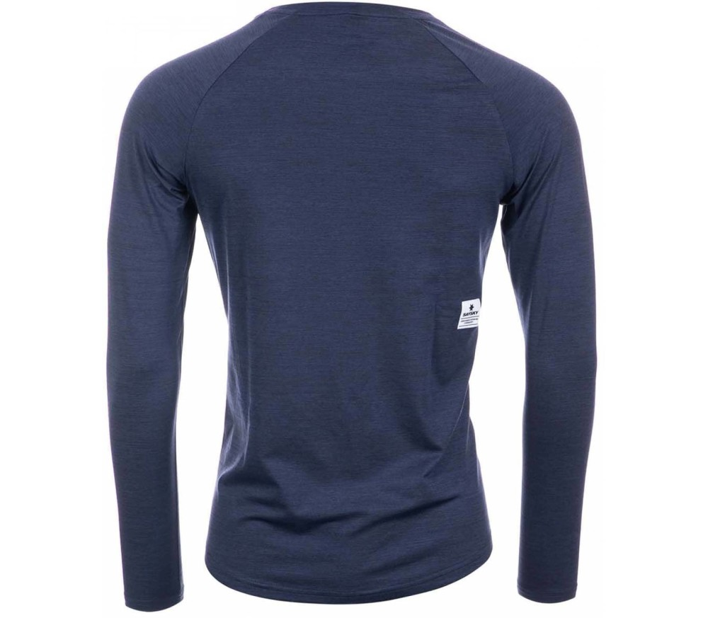 Saysky - Classic Unisex long-sleeved (blue)