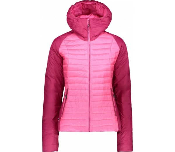 CMP Zip Hood Damen Isolationsjacke - 1