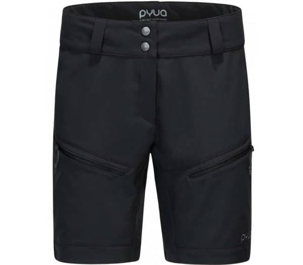 PYUA Track Women Functional Shorts - 1