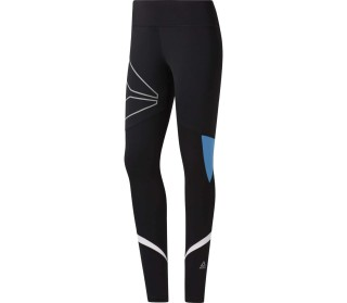 One Series Delta Reflective Women Running Tights