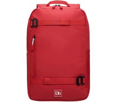 Douchebags The Scholar Outdoor Rucksack Unisex red