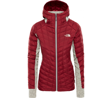 The North Face - ThermoBall Gordon Lyons Damen Isolationsjacke (rot)
