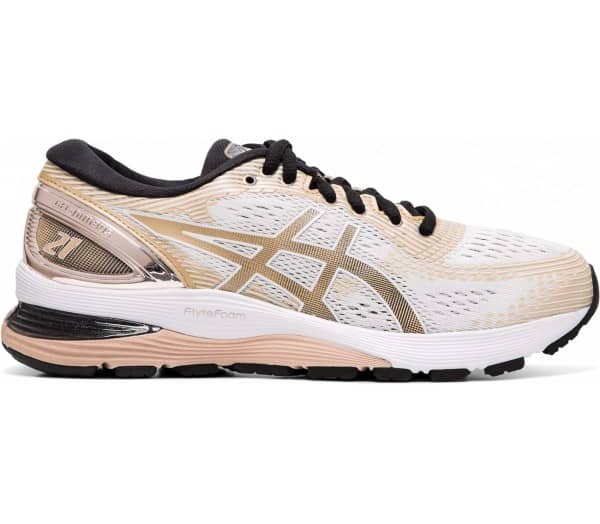 ASICS GEL-NIMBUS 21 PLATINUM Women Running Shoes  - 1