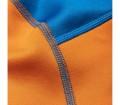 Kjus - Charger Halfzip Barn Power Stretch Jacket (orange/blå)