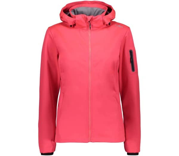CMP FixHood Women Outdoor Jacket - 1