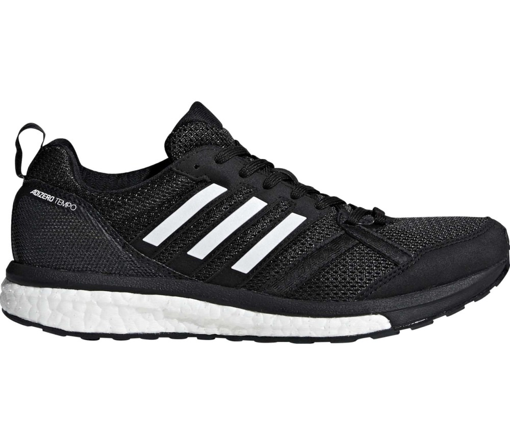 best service b6192 22be0 adidas Performance - Adizero Tempo 9 womens running shoes (black)