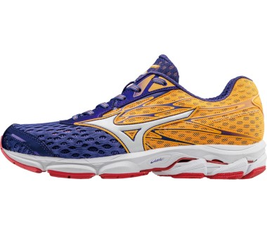 Mizuno - Wave Catalyst Damen Laufschuh (orange/lila)