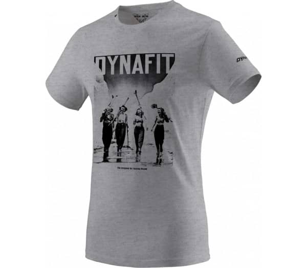 DYNAFIT Heritage Co S/S Hombre Camiseta - 1